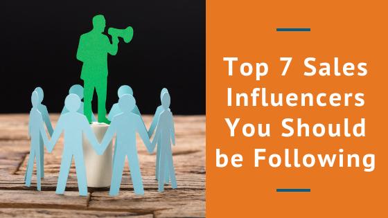 top sales influencers