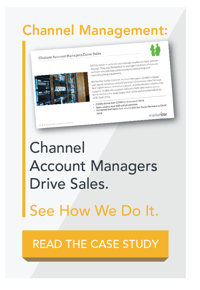 Channel Sales Partner Management CAM